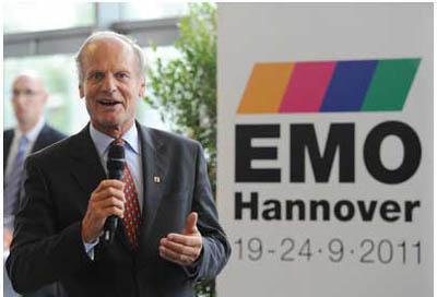 エモ・ハノーバー (欧州国際工作機械見本市)