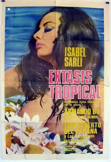 Tropical Ecstasy 1970 Éxtasis tropical