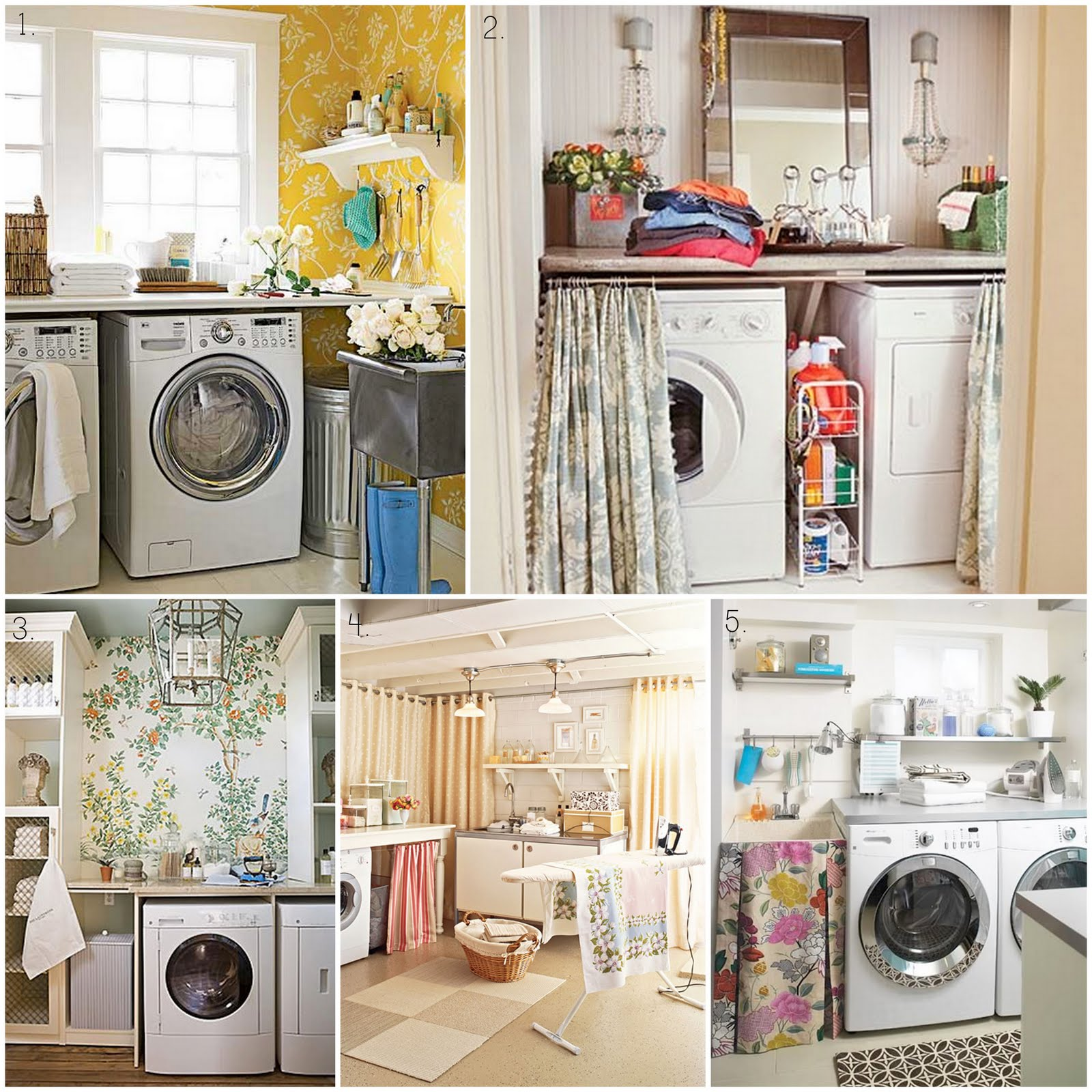 Cesar Simonetti Propiedades: laundry room-lavadero para la casa