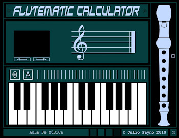 Flauta Calculator