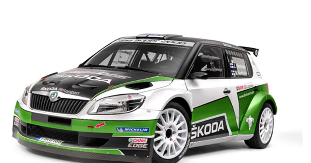 Automotive Database: Škoda Fabia S2000