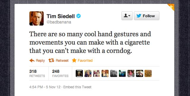 Tim Siedell