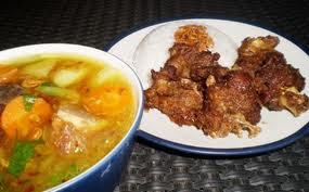 RESEP SOP BUNTUT GORENG ENAK | Resep Masakan Indonesia Sederhana