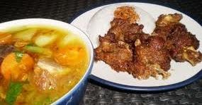 Resep Ayam Goreng Mentega Ala Hotel