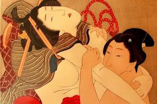 japoneses pareja