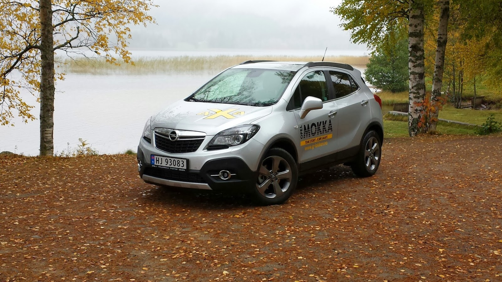test opel mokka 1 7 cdti 130 hk 4wd bil og motorbloggen. Black Bedroom Furniture Sets. Home Design Ideas
