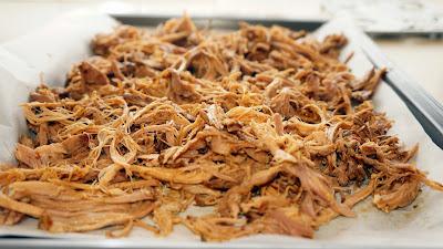 Shredded BBQ Pulled Pork