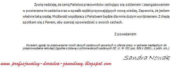 Profesjonalny Doradca Zawodowy Maja 2014