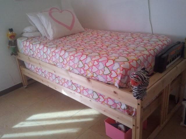 C mo convertir dos camas fjellse en una cama nido mi - Cama pequena ikea ...