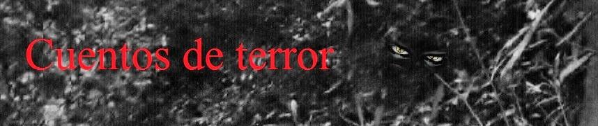 Cuentos de terror cortos