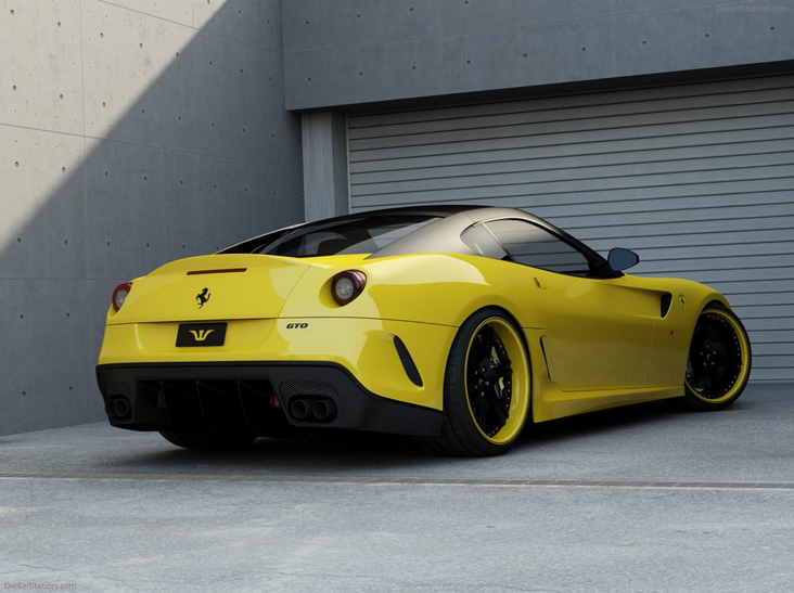 2015 Ferrari 599 GTO Limited Edition New Price