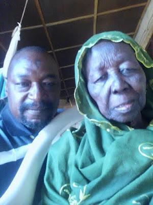 Hajia Fadimatu Mai Talle Tara is the 90 year old woman who donated her N1 million savings to the Buhari campaign