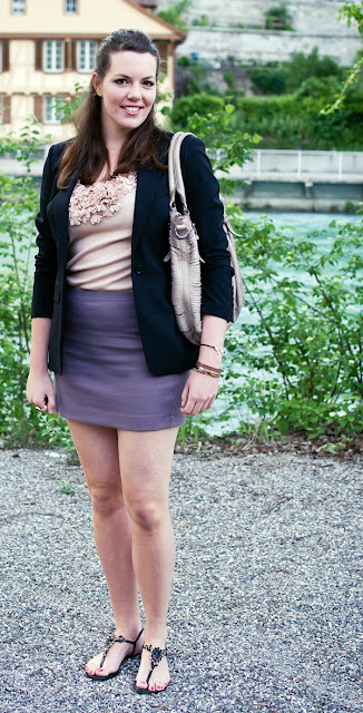 Outfit Bloggermeeting Bern
