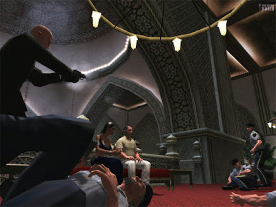 Hitman Blood Money  PC Game Setup