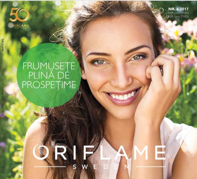 Catalog Oriflame C6 2017