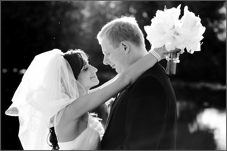 romantiškos vestuvinės nuotraukos