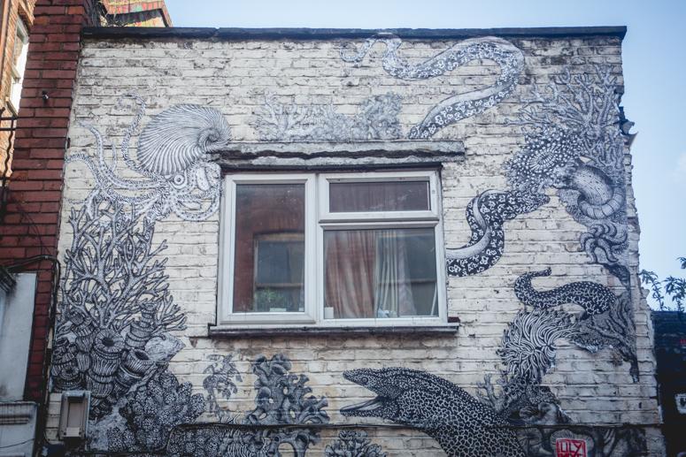 street art london ocean