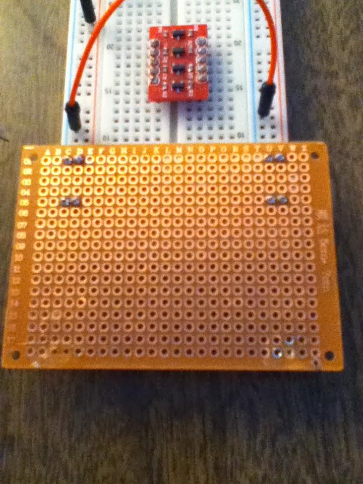 projects from tech homemade adjustable breadboard power supply rh projectsfromtech blogspot com