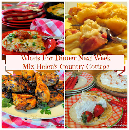 Whats For Dinner Next Week 8-21-16 to 8-27-16