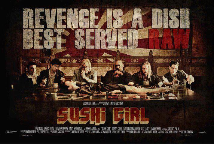 Sushi Girl Trailer (2013)