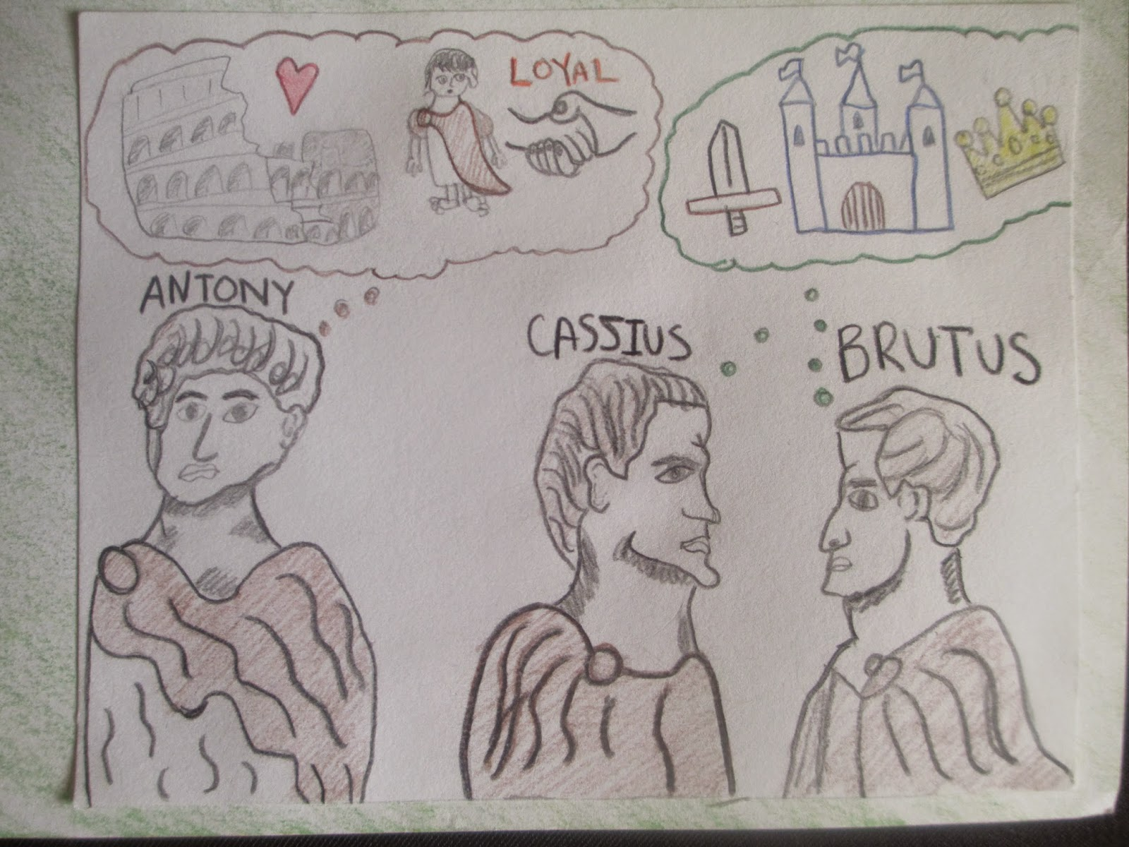 cassius vs brutus Cassius men at some time are masters of their fates the fault, dear brutus, is not in our stars, but in ourselves that we are underlings 'brutus' and 'caesar'—what should be.