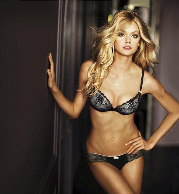 """Lindsay Ellingson – Victoria's Secret """"Gorgeous"""" Campaign"""