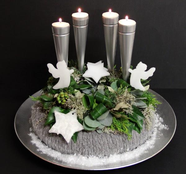 Bloemschikken Advent & Kerst - 12. Adventkrans