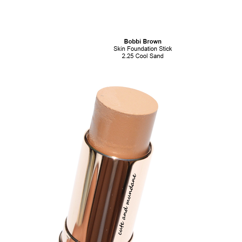 Cute And Mundane Bobbi Brown Skin Foundation Stick In Cool Sand