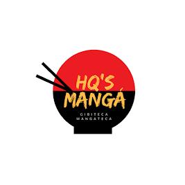 + HQ  + MANGÁ