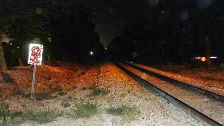 San Antonio Ghost Tracks