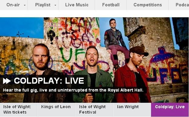 Ecouter Absolute Radio en dehors du Royaume-Uni