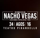 NACHO VEGAS EN LIMA PERU