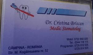14. C.M.I. STOMATOLOGIE DR. BRISCAN CRISTINA CAMPINA