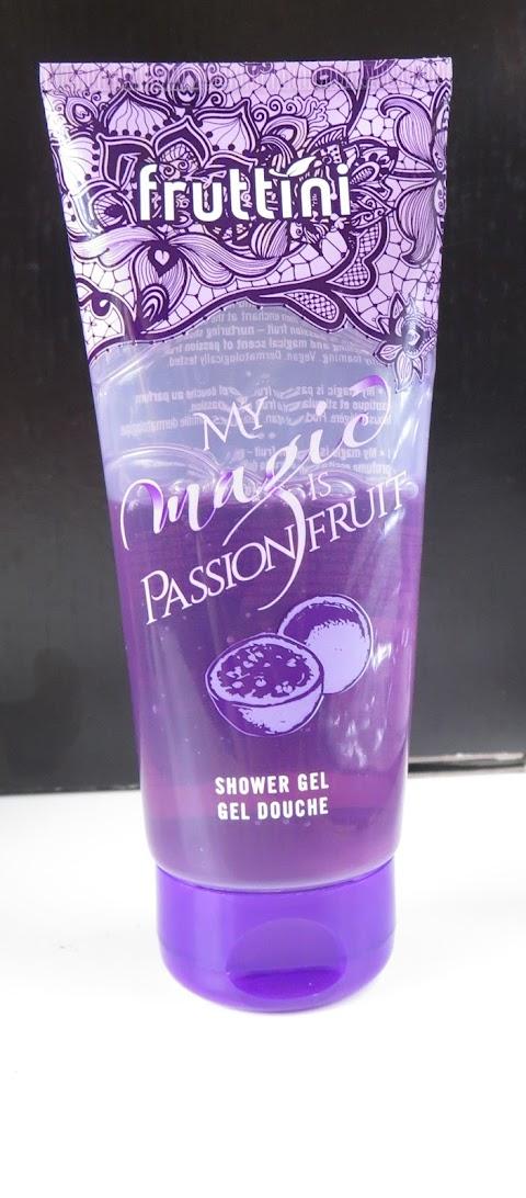 Fruttini my magic is passionfruit dušo želė arba gerai tik kvapas - daugiau nieko