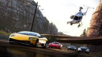 Need for Speed film produced by Dreamworks and Electronic Arts.