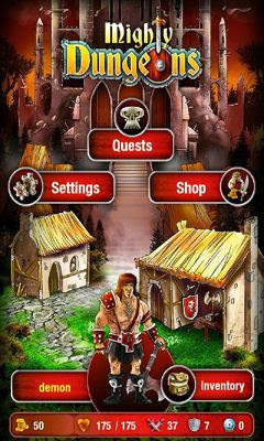 Mighty Dungeons v1.6.5 APK Android
