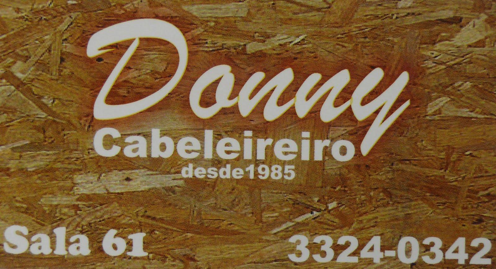 DONNY CABELEIREIRO