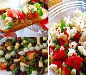 Çingene Salatası Nası Yapılır,Lor Salatası,Lor Salatası Tarifi,Lor Salatası Nasıl Yapılır