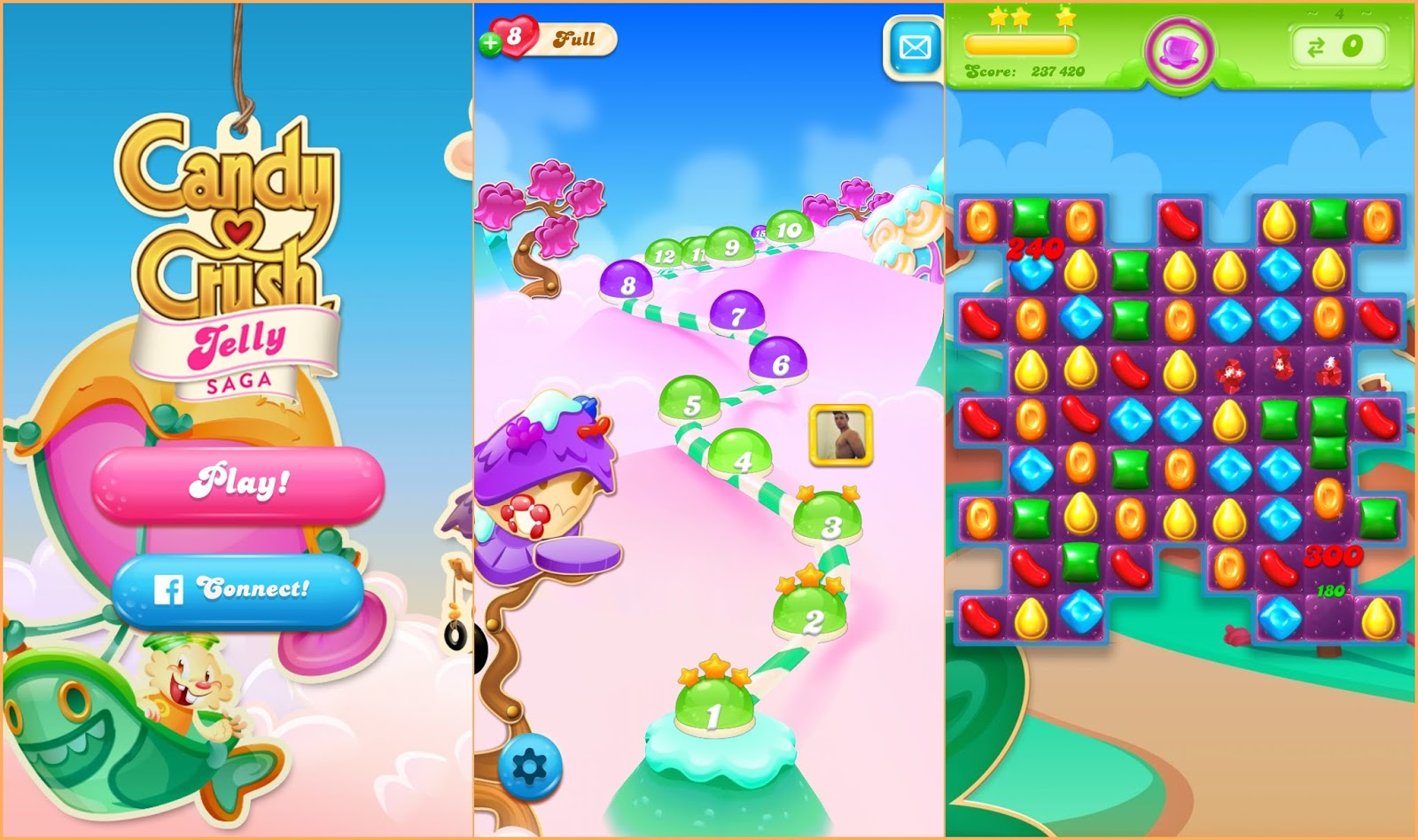 Image currently unavailable. Go to www.generator.cluehack.com and choose Candy Crush Jelly Saga image, you will be redirect to Candy Crush Jelly Saga Generator site.