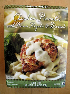 ... Joe's Chicken Piccata and Penne Rigate & Broccoli - Club Trader J...