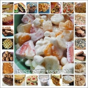 25 Best Recipes of 2011