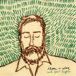Iron And Wine Such Great Heights Sub Pop Folk Electronica Cover mp3 download
