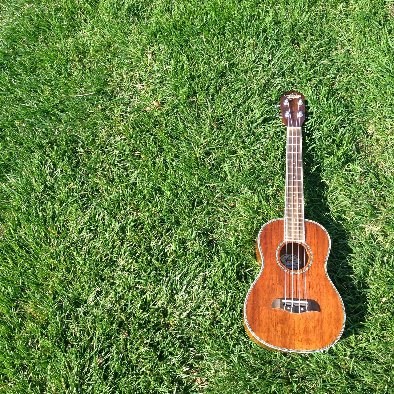 A Peachy Keen Day Ukulele Adventures New Slang