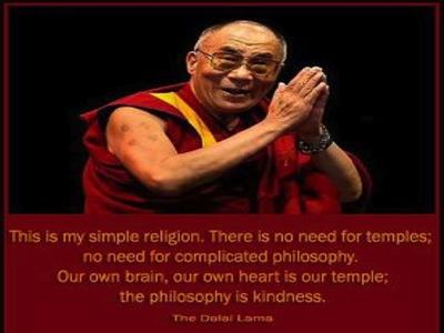 dalai lama, tokoh dunia
