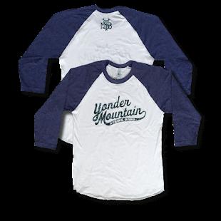 Baseball Logo 3/4 Sleeve Jersey