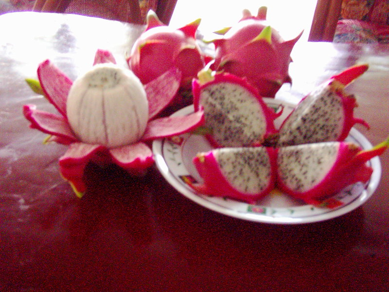 are dry fruits healthy dragon fruit taste