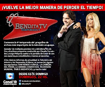 BENDITA TV - DOMINGOS 22 HRS CANAL 10