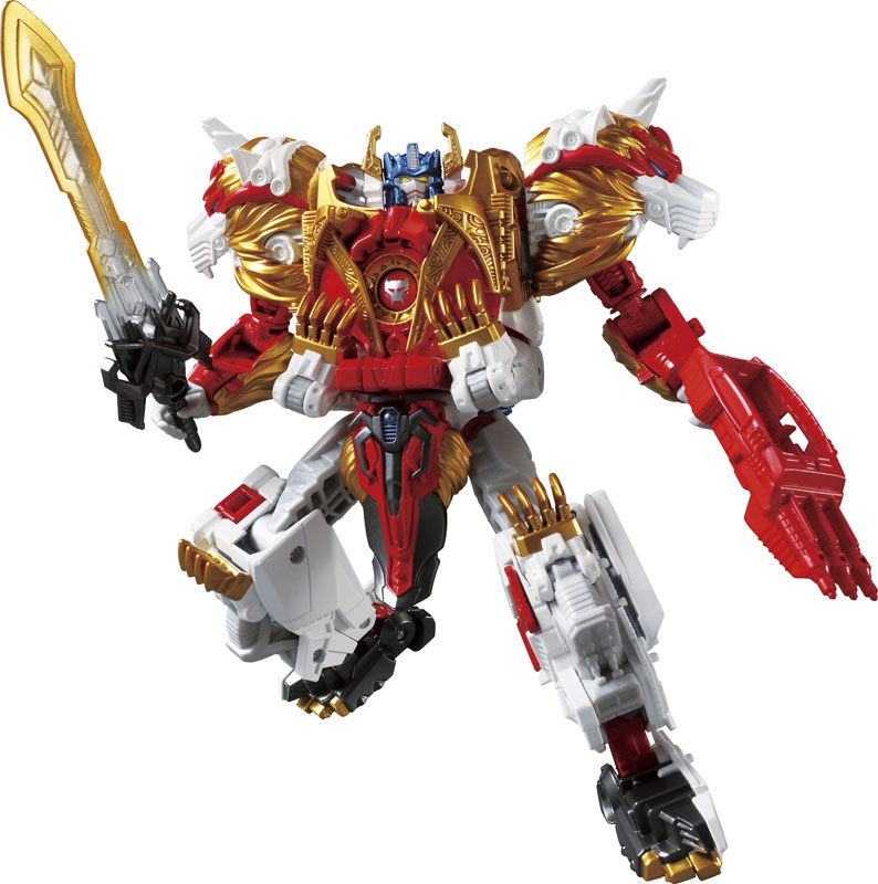 PRE-ORDER - TAKARA TOMY TRANSFORMERS LEGENDS VOYAGER CLASS LG-41 Leo Prime