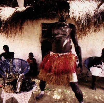 Drums of Death: Field Recordings In Ghana