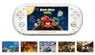 JXD S5110 Android ICS 4.0 Portable Game Console